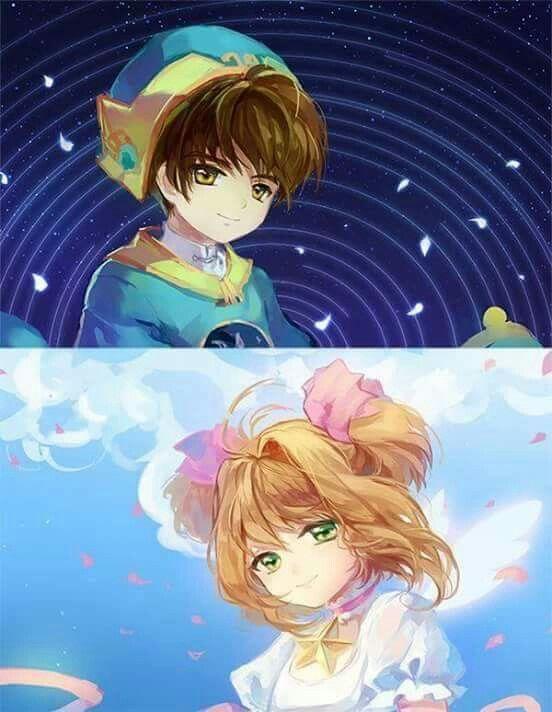 Card Capture Sakura.  ❤