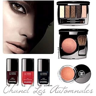 Miss Cokette: Chanel Fall 2015 - Les Automnales