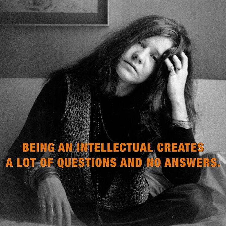 Janis Joplin Quote I Love Rock n' Roll Pinterest