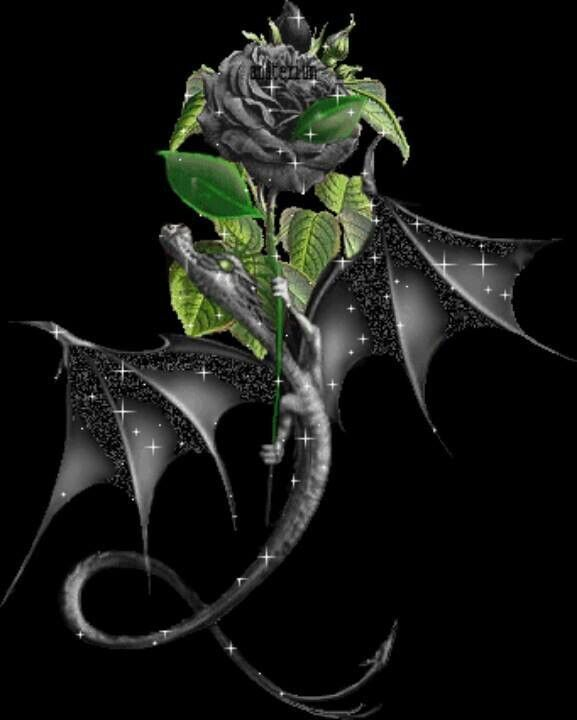 это дракон дарит цветы фото дороговизна всех компонентов