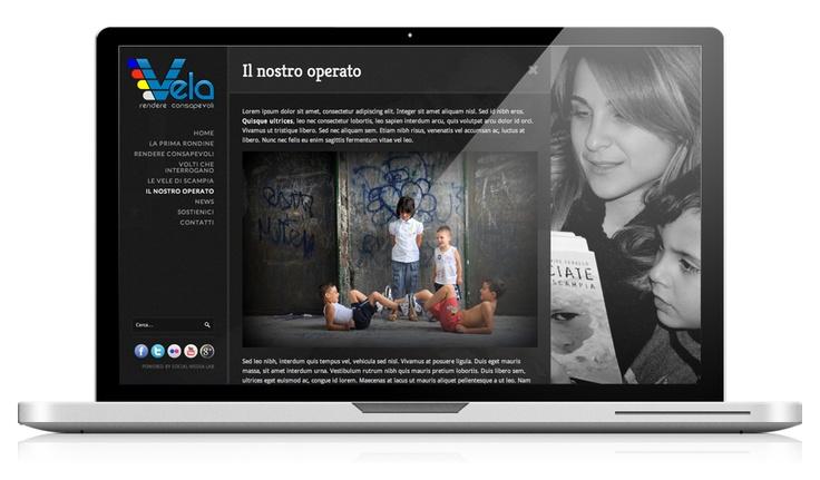 """Presto online il sito del progetto """"Vela. Rendere Consapevoli"""", attivato a Scampia"""