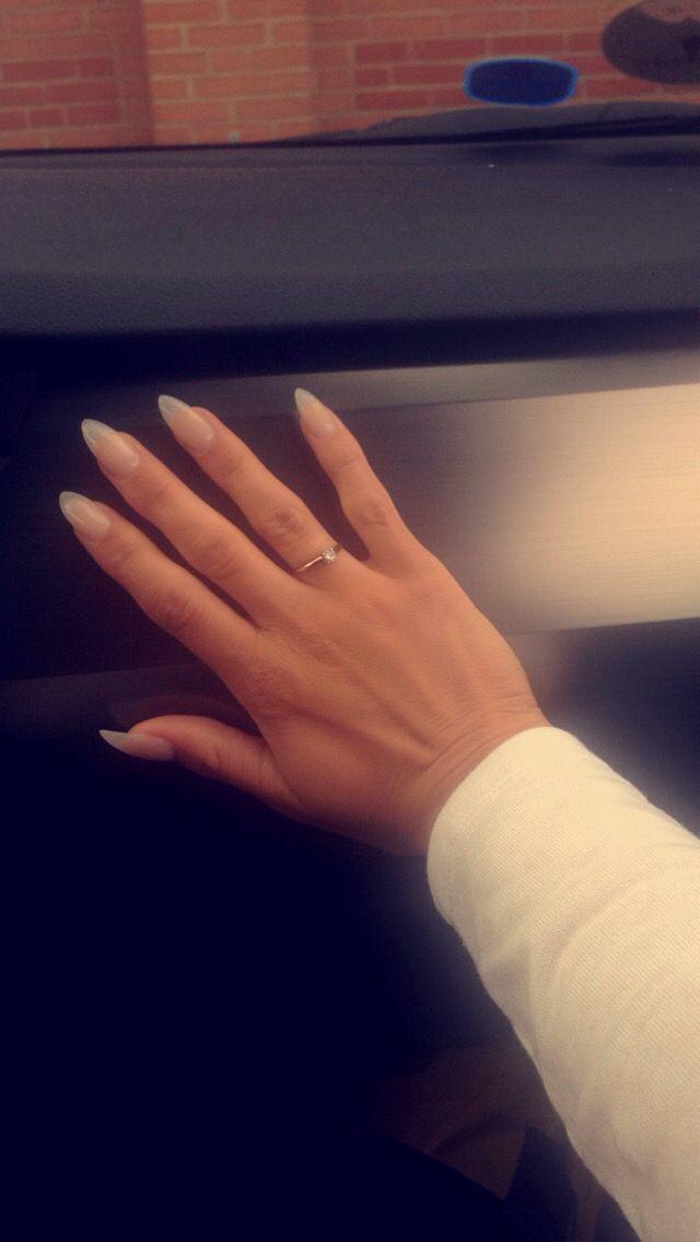 My nails - pinterest : @ Mina.K. ☪