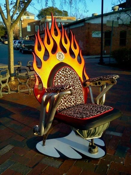The Hot Seat Built For Robin Robins Hot Rod Inspired