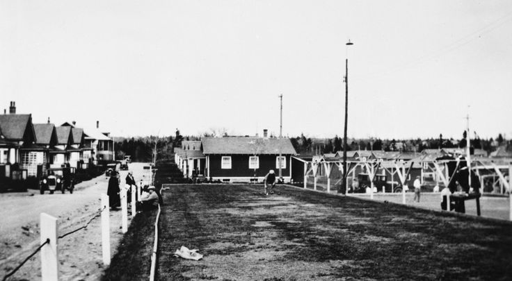 Bowling green Imperoyal Village 1925