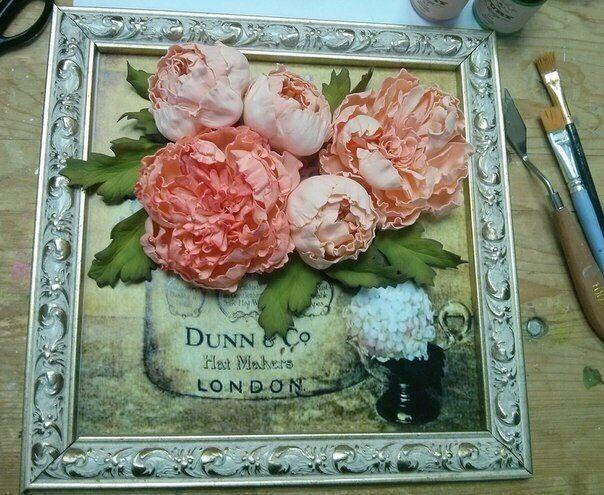 Коллекция мастер-классов по цветам из фоамирана