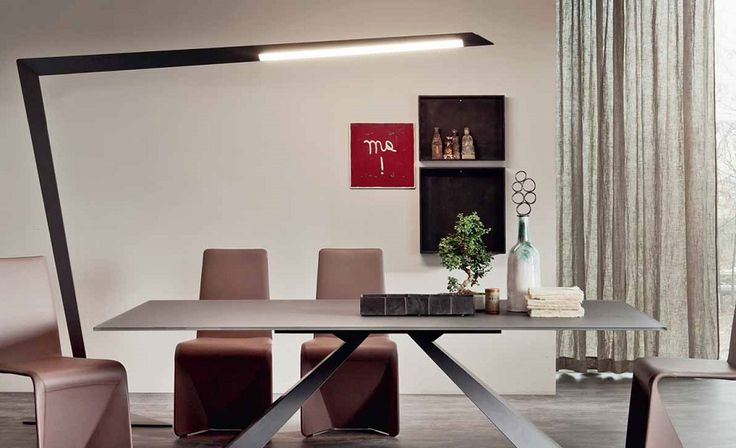 Lampa marki Cattelan model ZED, projekt: Philip Jackson / lamp