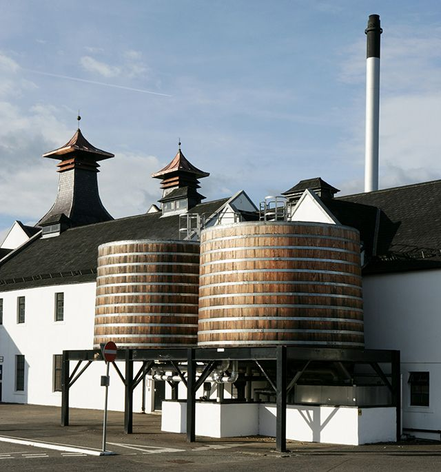 Dalwhinnie, le whisky qui a besoin d'avoir froid pour vous réchauffer   Slate.fr