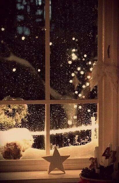 De la neige à Noel !
