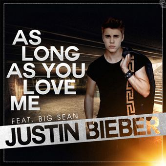 As Long As You Love Me - Justin Bieber free piano sheet music and downloadable PDF.