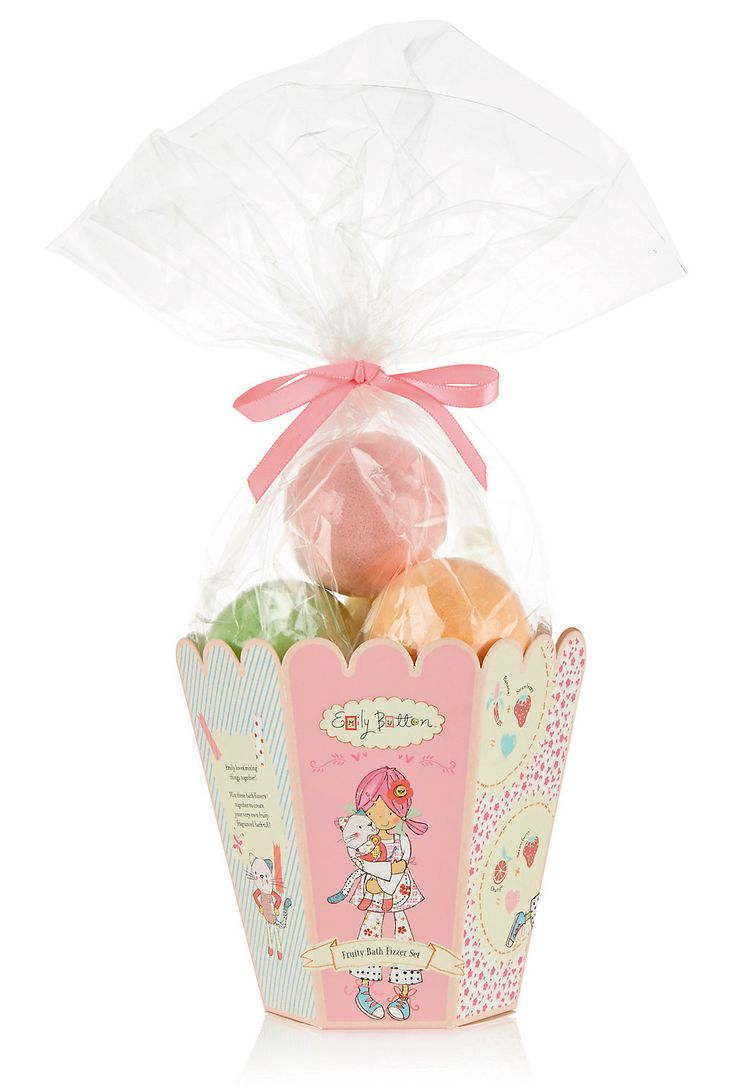 Fruity Bath Fizzer Set