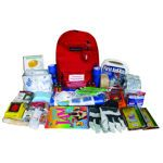 American Preparedness Emergency Backpack Kit at Cosco this is a good deal for family of 4/72hr bag