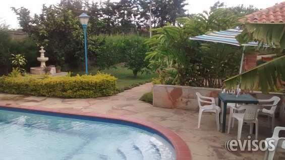 Alquiler cabaña con piscina mesa de los santos totalmente privada Se alquila hermosa cabaña familiar con piscina para desca .. http://los-santos.evisos.com.co/alquiler-cabana-con-piscina-mesa-de-los-santos-totalmente-privada-id-449128