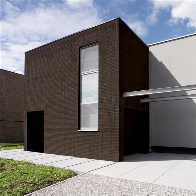 Terca Mazaruni Zwart Zand, Hippo Architecten, Genk