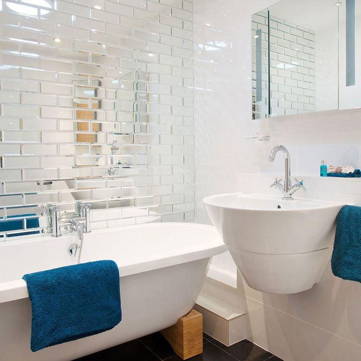Mediterranean Style Bathroom Design, Eclectic Bath