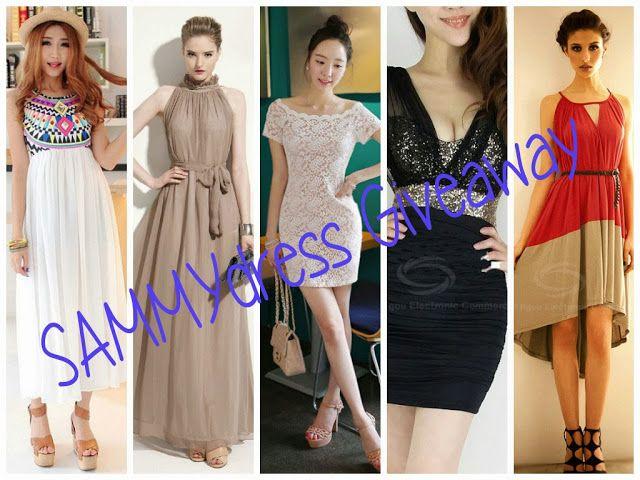 Sammydress giveaway (worldwide)#giveaway #dress #fashion #fashionblogger