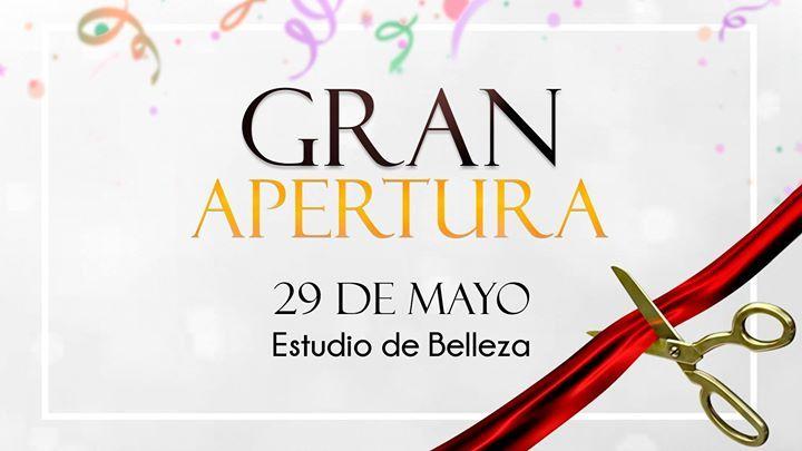Gran Apertura Salon Profesional Gladys Acevedo Salones