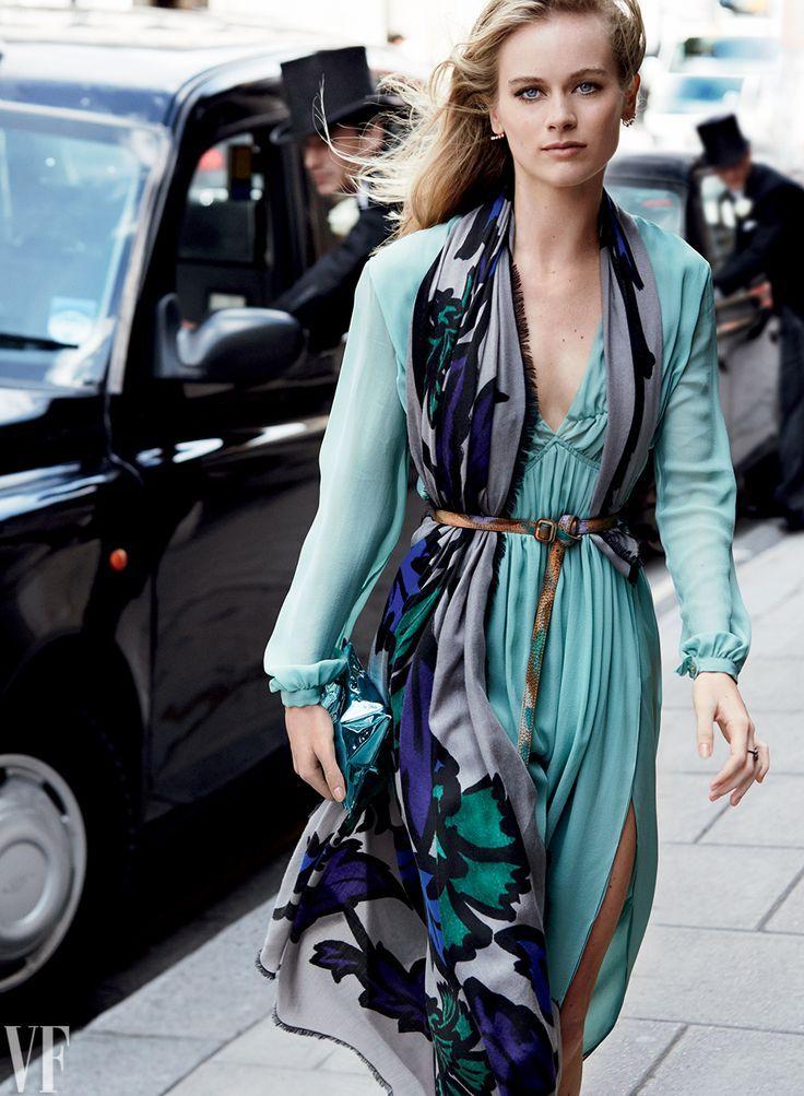 vanity fair best dressed list cressida bonas style