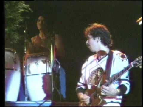"""She's Not There"" - Santana ...live cover in 1979 of The Zomies' classic song"