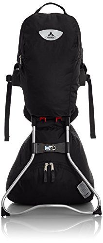 Vaude Wallaby Child Carrier, Black >>> READ MORE @: http://www.best-outdoorgear.com/vaude-wallaby-child-carrier-black/