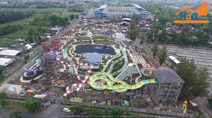 Wow, Waterpark Jogja Bay Terbesar se-Asia Diresmikan | Garut Hotel