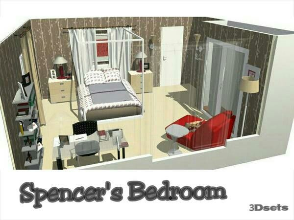 Spencer Hastings room pll
