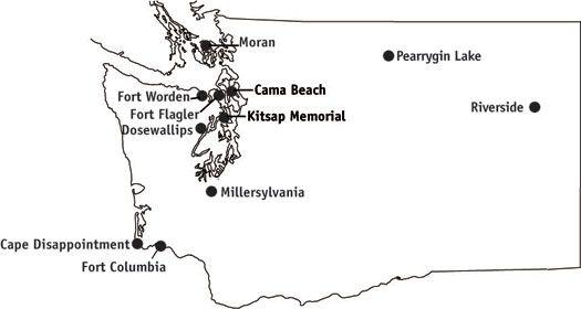 Image Result For Painted Desert National Park Map