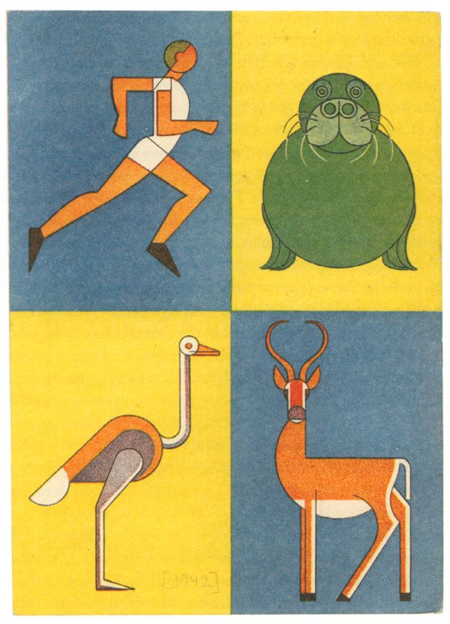 Vintage illustrations from the book Norske Malebøker by Einar Økland, which features his extensive collection of Norwegian coloring books and cut & paste books  With big thanks to Are Mokkelbost (b-o-r-g.org)