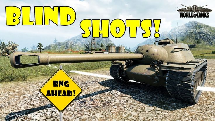 World of Tanks - Funny Moments | BLIND SHOTS! #15