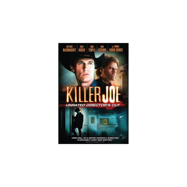 Killer joe (Dvd), Movies