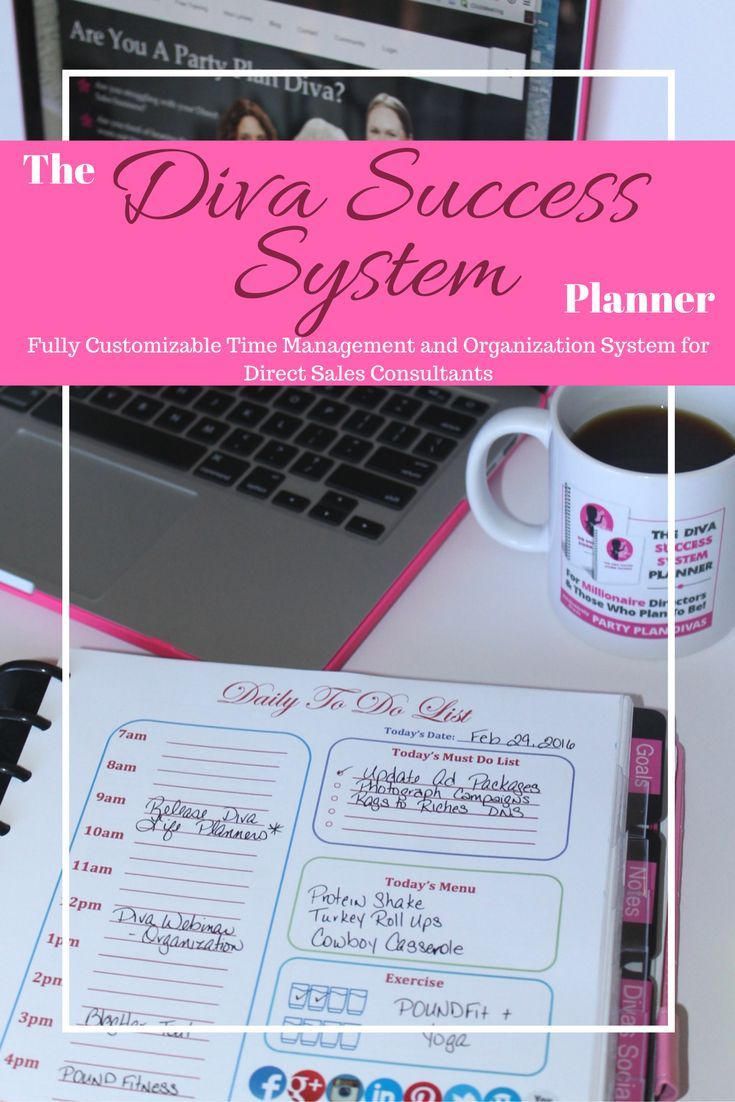 Vip these de lite ful orchid designs include 9 designs which can be - Diva Success System Planner