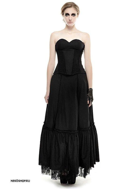 Готическое платье Queen Curse