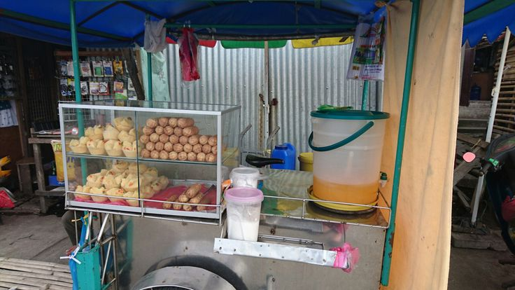 Street food Tacloban
