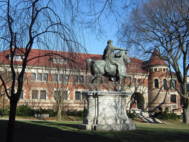 Brown University campus in Providence by chibeba, via Flickr...Georgian style of Ameican early colonial architecture