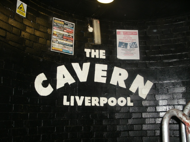 Cavern Club Liverpool. Good atmosphere & great music