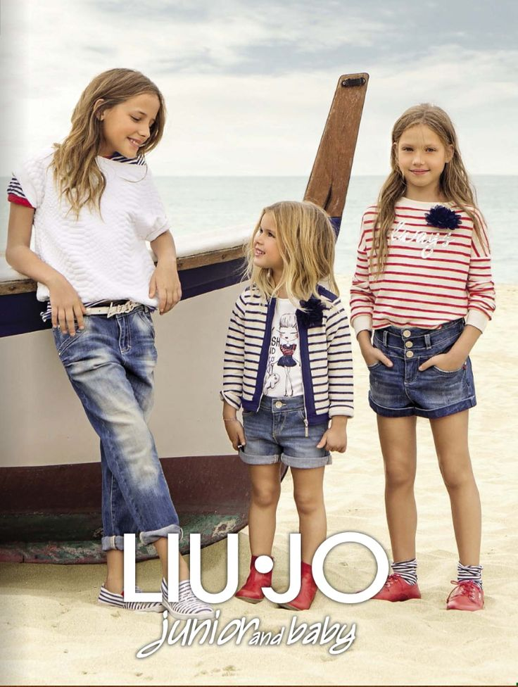Liu Jo  kids Julia Mayer children wear