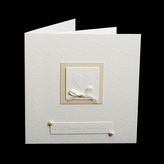 Handmade Wedding Invitations | Handmade Wedding Invitations by Debbie Jenkins.
