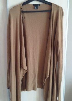 Kup mój przedmiot na #vintedpl http://www.vinted.pl/damska-odziez/dlugie-swetry/12524948-brazowy-sweterek-hm