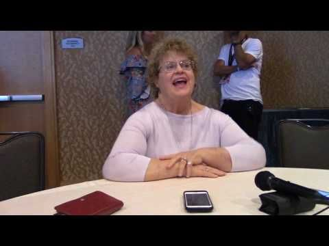 Charlaine Harris talks Midnight, Texas at SDCC 2017 @RealCharlaine @NBCMidnightTX @Comic_Con @nbc #CharlaineHarris #MidnightTX #SDCC #NBC #CherryLosAngeles #FanGirl #Roundtables #Press