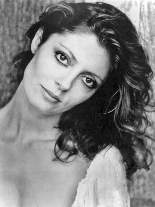Young Susan Sarandon
