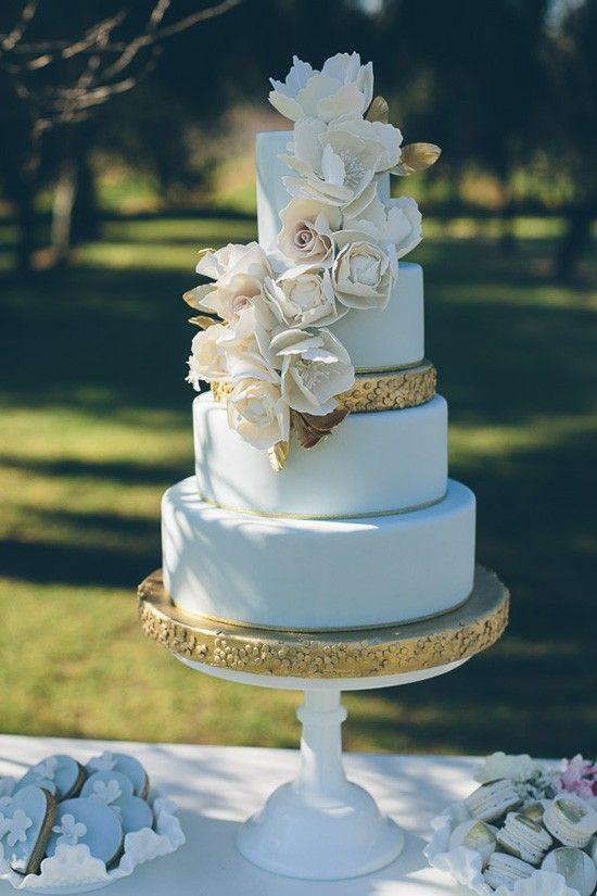 Elegant Orchard Wedding Inspiration