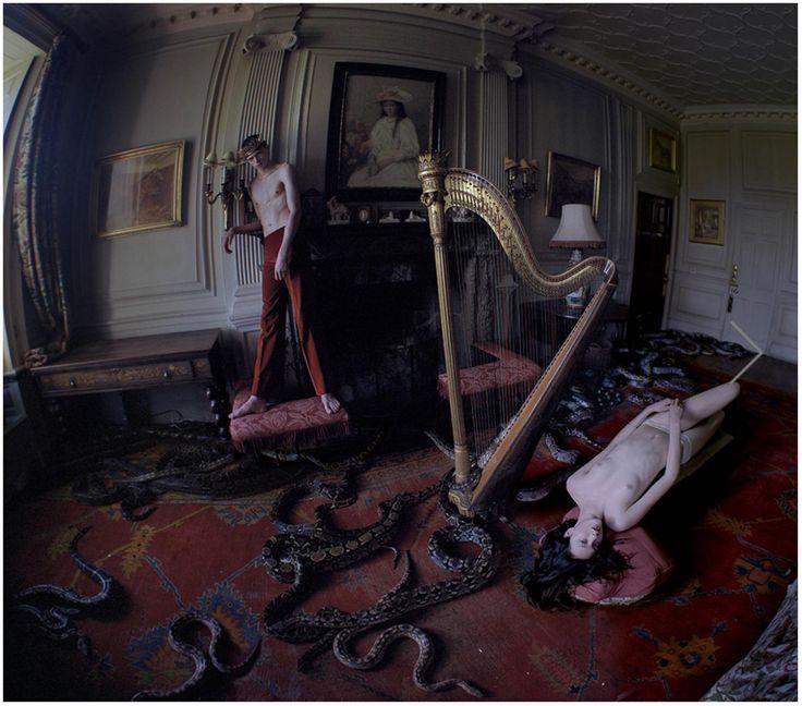 Тим Уокер - фотограф-сказочник - Страница Виртуальных Путешественников