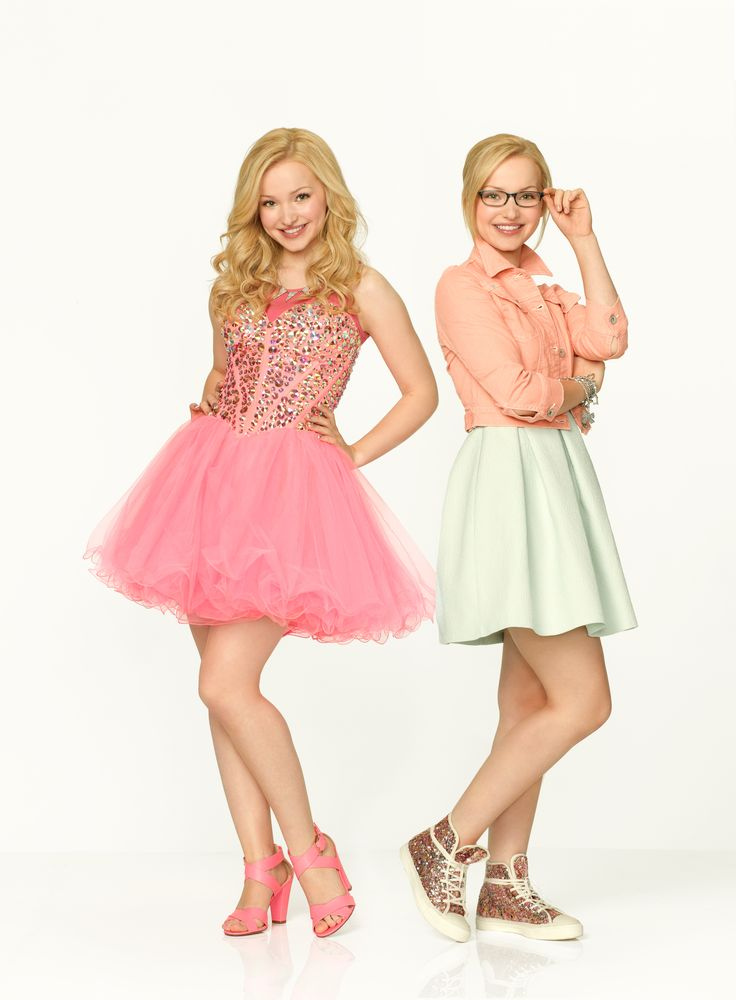 "LIV AND MADDIE - Disney Channel's ""Liv and Maddie"" stars Dove Cameron as Liv and Maddie Rooney. Description from disney.wikia.com. I searched for this on bing.com/images"