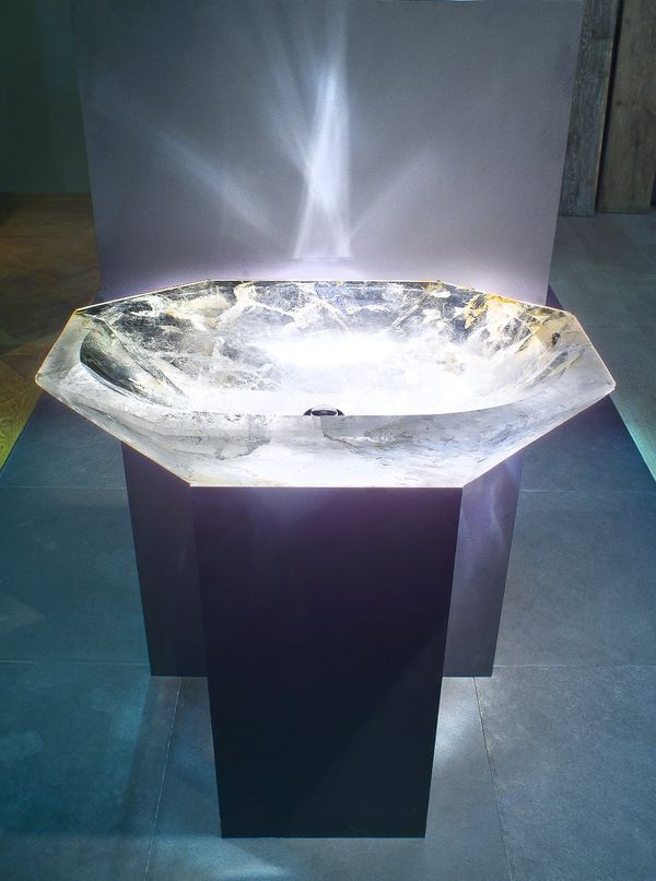Brilliantly Luminous Wash Basins. Luxury BathroomsDream BathroomsModern ... Part 98