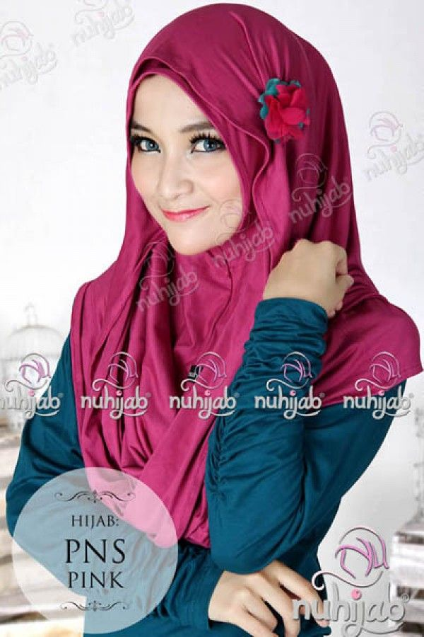 Nuhijab Pns - Pink Rp. 95.000 Bahan: High Quality Spandex Rayon Variasi : PNS adalah Plain Shawl berbentuk necklace / kalung sangat simple dan praktis buat mom n sist yang tidak suka ribet Order sms/wa 082328384495