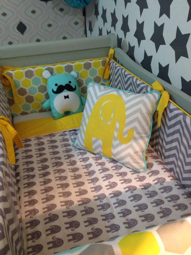 Quarto de bebè elephant  babyroom