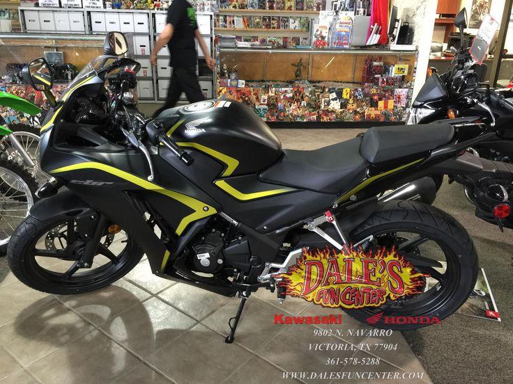 2015 Honda CBR 300R for sale in Victoria, TX | Dale's Fun Center (866) 359-5986
