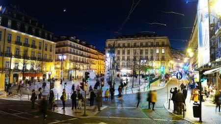 Lisbon's top public squares