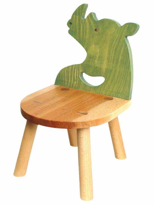 Ginga Kobo Toys: Giraffe Chair Wooden Toys (Ginga Kobo Toys