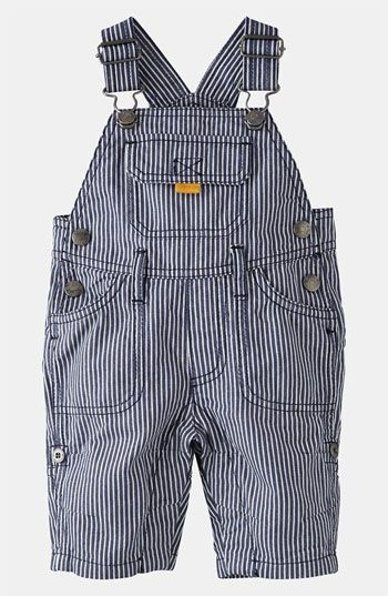 Mini Boden Everyday Overalls (Infant) available at #Nordstrom