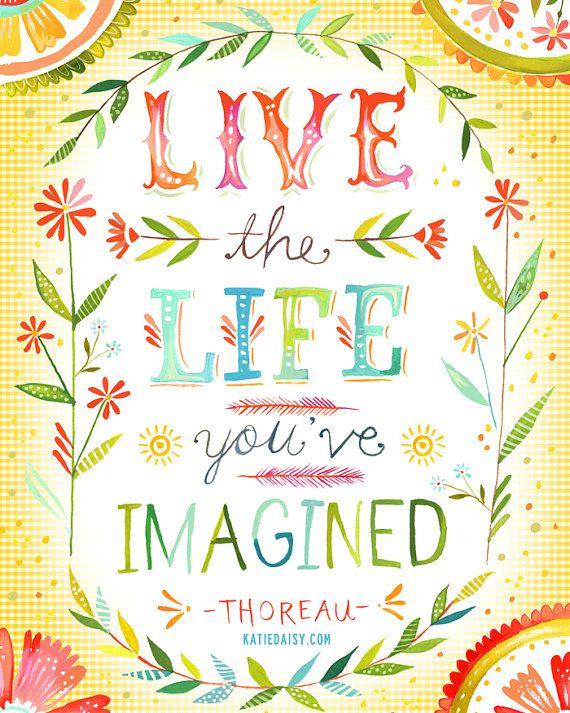 """#mindfulmornig and... """"Vai con fiducia nella direzione dei tuoi sogni, vivi la vita che hai immaginato"""" ~ Henry David Thoreau   #mindfulness #consapevolezza #awareness #mindfulliving"""